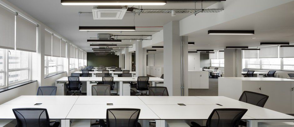A 10 Person Soho Serviced Office At Henry Wood House